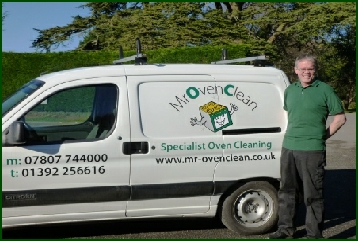 Contact Mr OvenClean, Oven Cleaning service for Exeter and East Devon